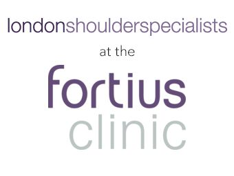 London Shoulder specialists at the fortius clinic
