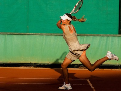 preventing tennis shoulder injuries