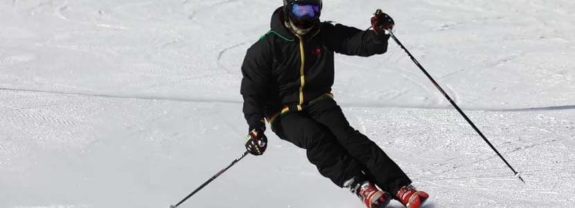 skiing shoulder injuries